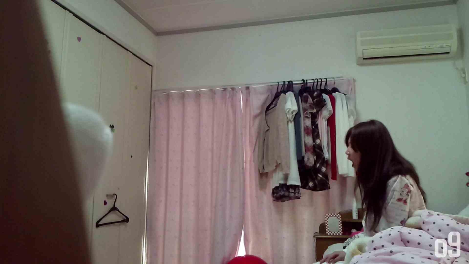 vol.2 瑞希ちゃんの自宅公開!寝起きの着替え・・・ラリルそー 着替え  77pic 9