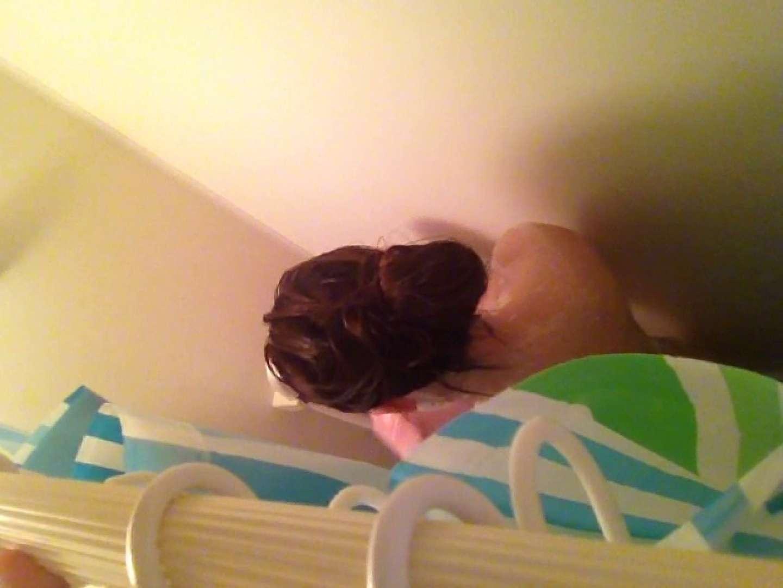 11(11日目)上からシャワー中の彼女を覗き見 シャワー | 覗き  50pic 4