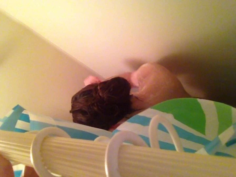 11(11日目)上からシャワー中の彼女を覗き見 隠撮 女性器鑑賞 50pic 5