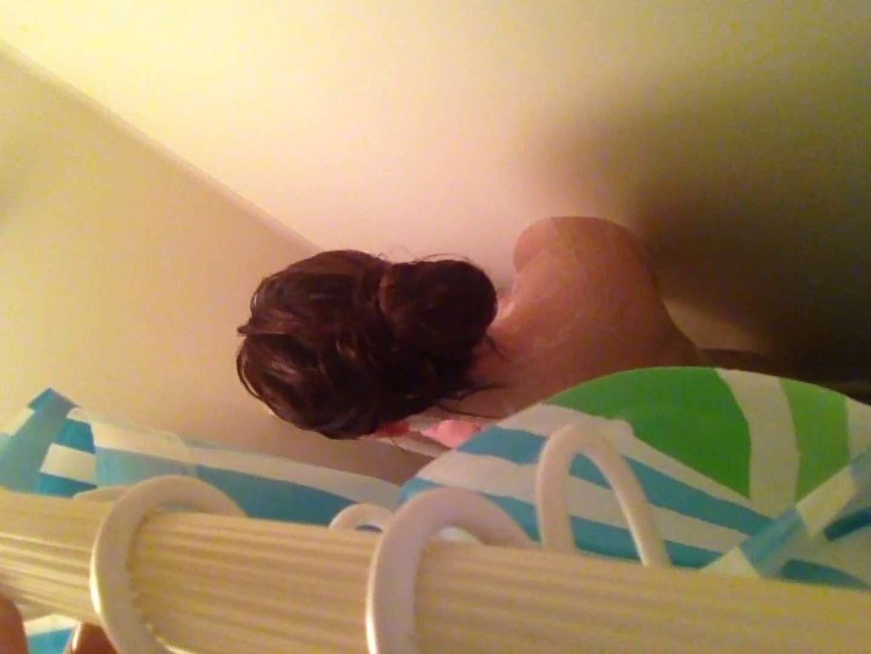 11(11日目)上からシャワー中の彼女を覗き見 シャワー | 覗き  50pic 7