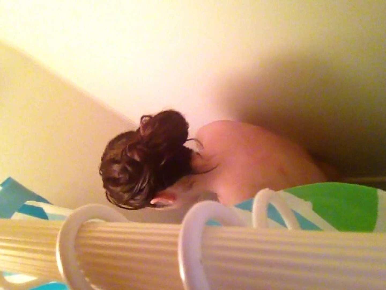 11(11日目)上からシャワー中の彼女を覗き見 シャワー | 覗き  50pic 16