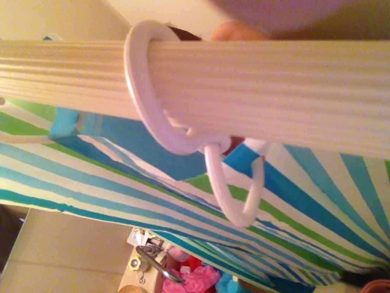 11(11日目)上からシャワー中の彼女を覗き見 シャワー  50pic 48