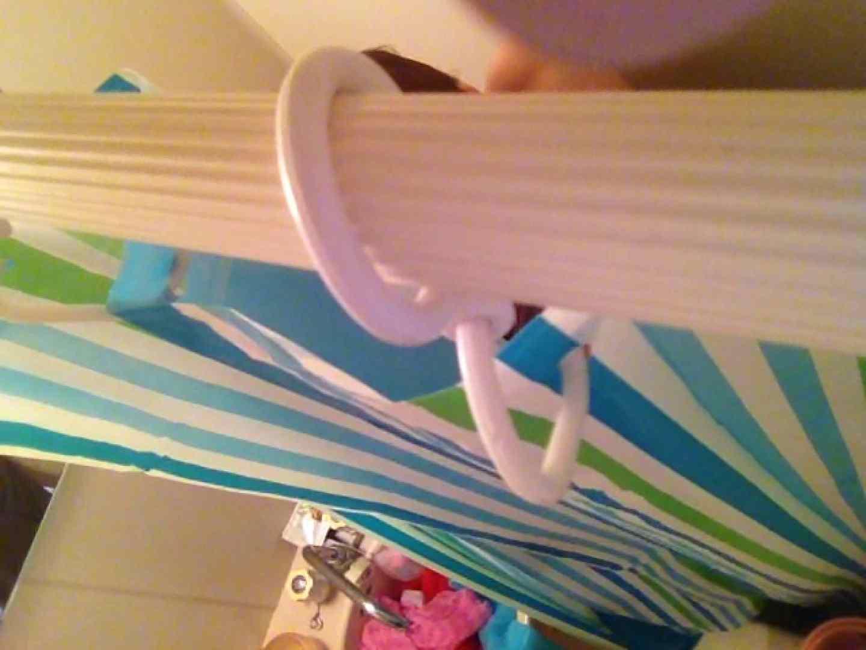 11(11日目)上からシャワー中の彼女を覗き見 隠撮 女性器鑑賞 50pic 50