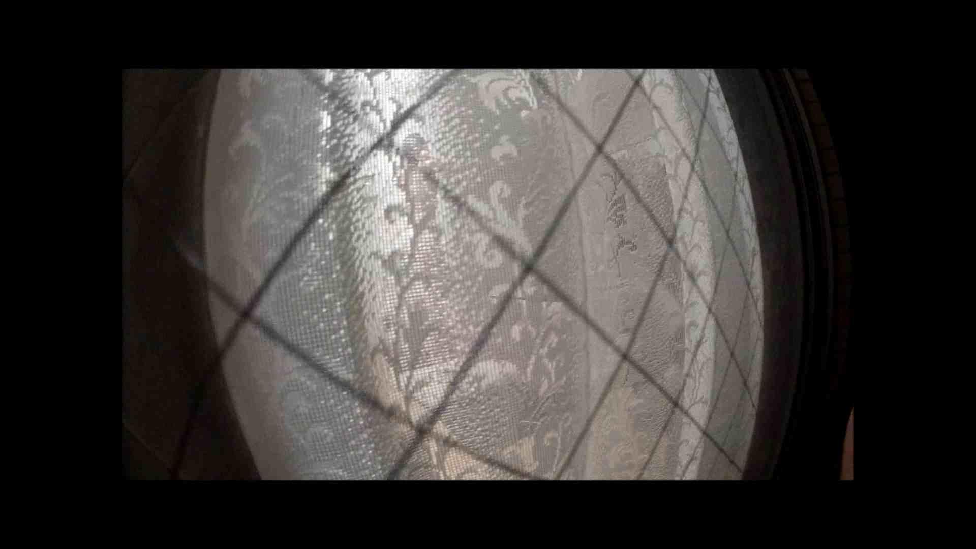 【04】別の日・・・魚眼レンズで広角に撮れました。 家宅侵入  108pic 14