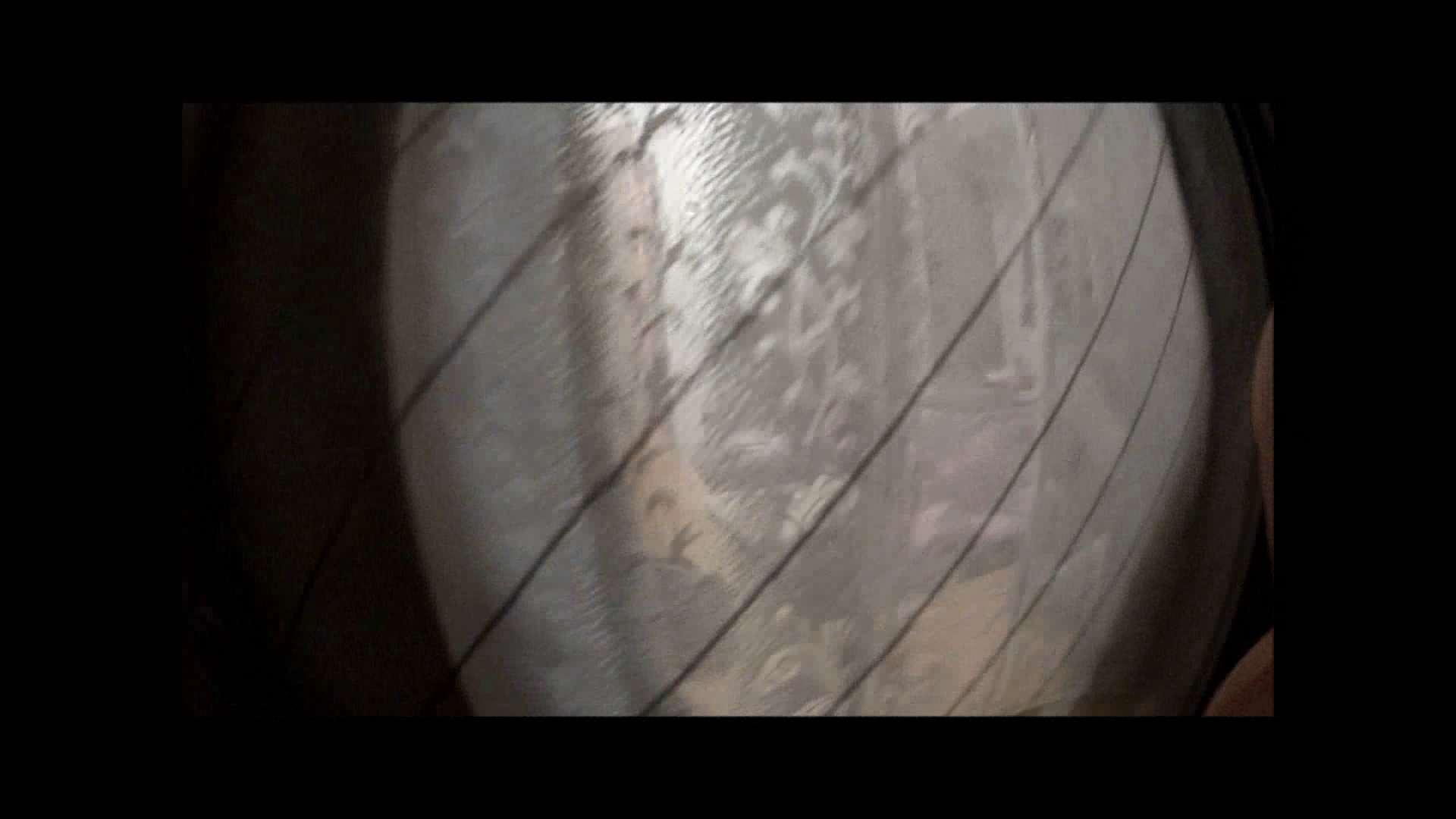 【04】別の日・・・魚眼レンズで広角に撮れました。 家宅侵入  108pic 20