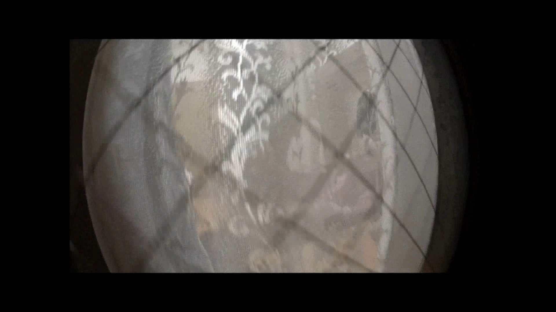 【04】別の日・・・魚眼レンズで広角に撮れました。 家宅侵入  108pic 34