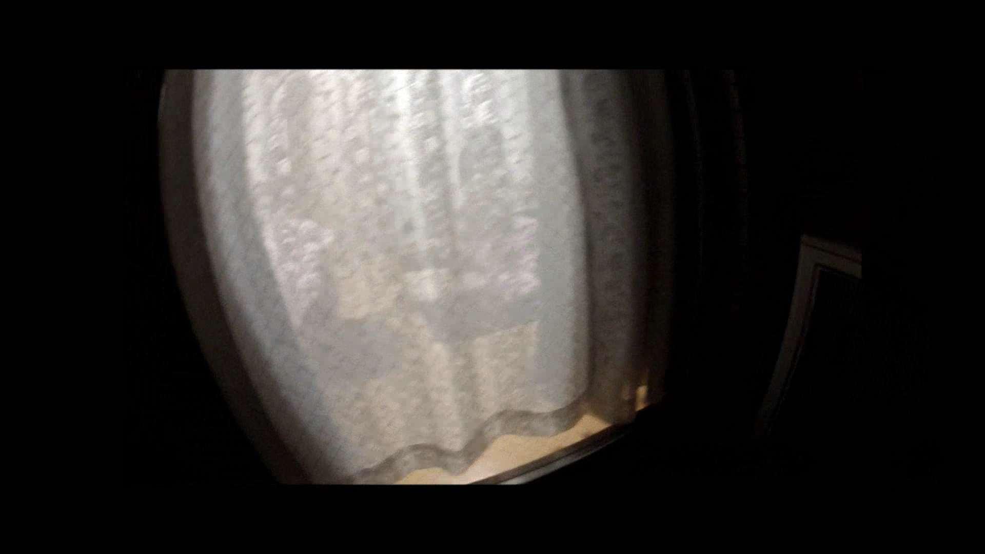 【04】別の日・・・魚眼レンズで広角に撮れました。 家宅侵入  108pic 40