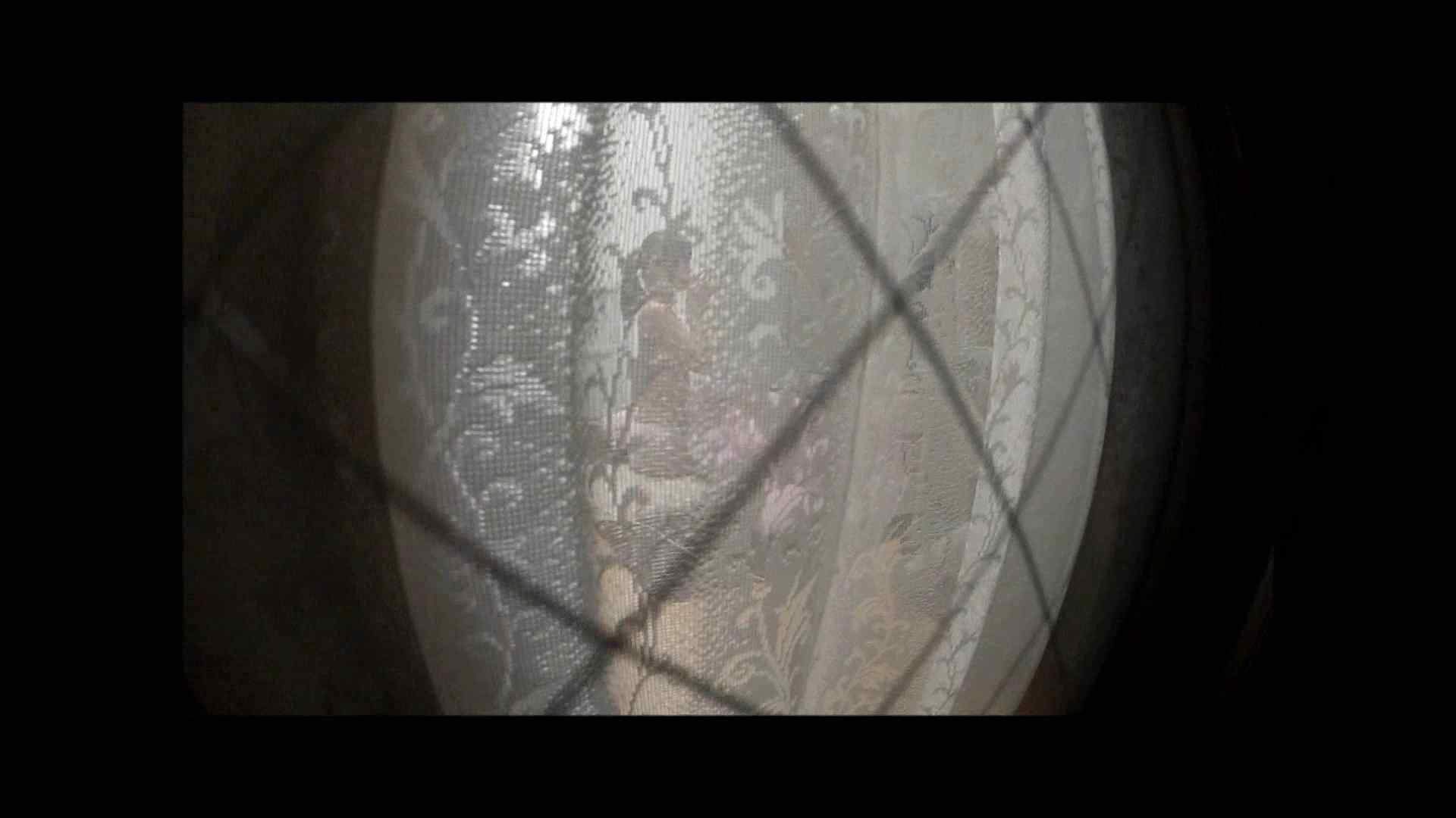 【04】別の日・・・魚眼レンズで広角に撮れました。 家宅侵入  108pic 56