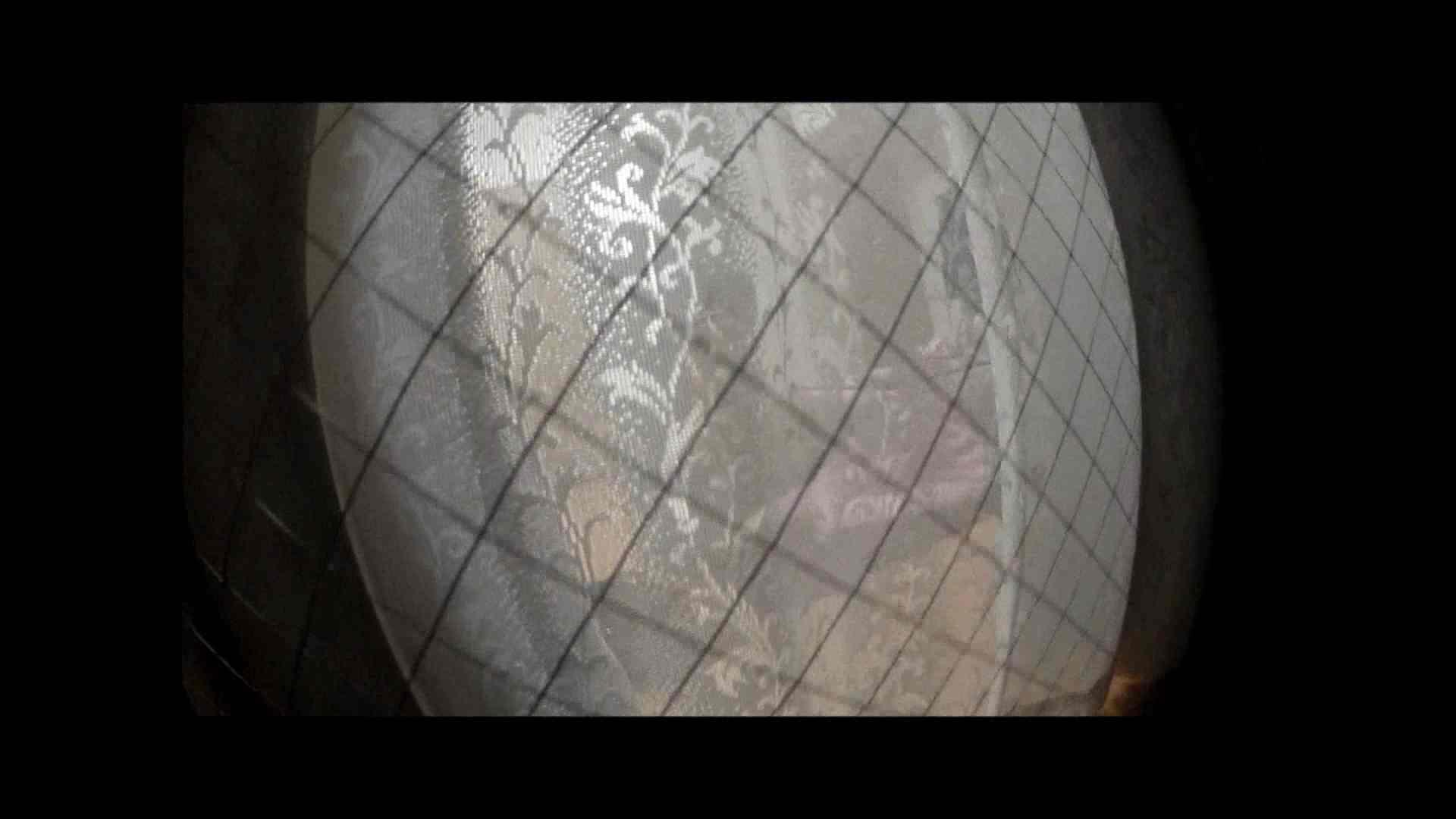 【04】別の日・・・魚眼レンズで広角に撮れました。 家宅侵入  108pic 66