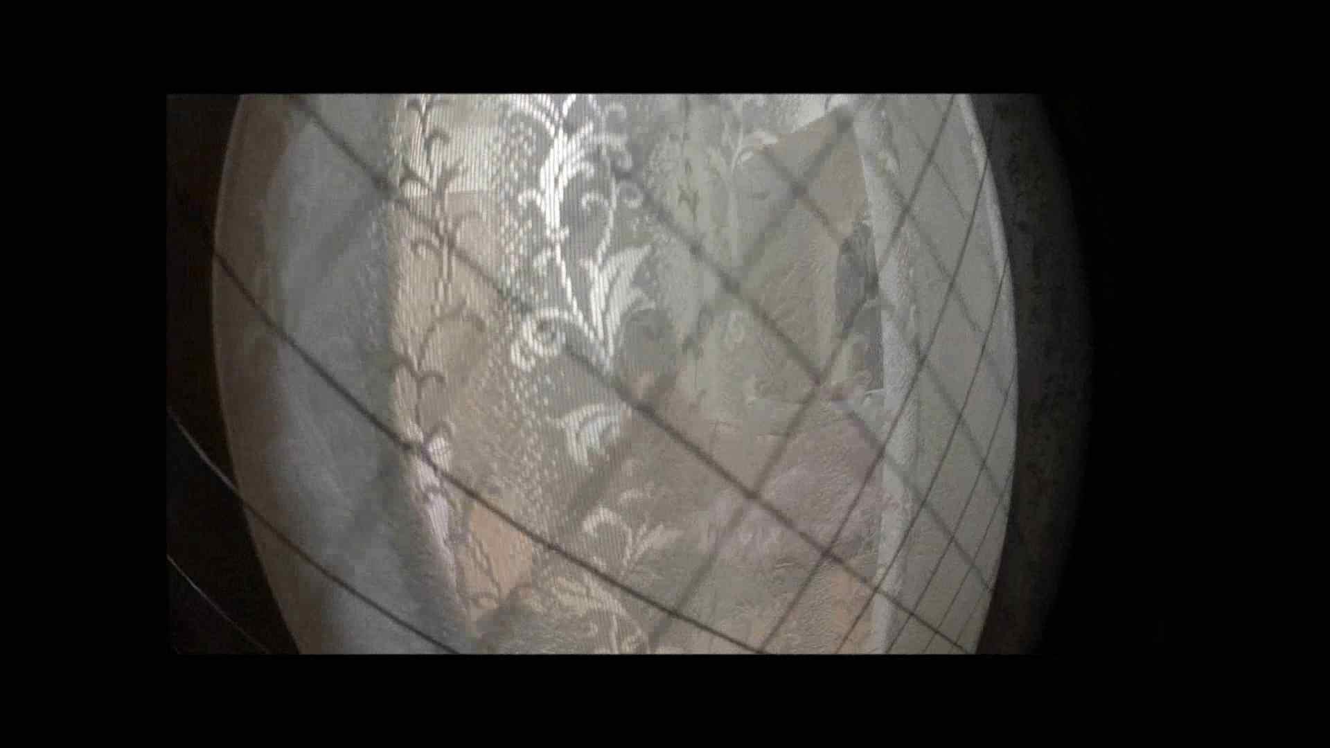 【04】別の日・・・魚眼レンズで広角に撮れました。 家宅侵入  108pic 80
