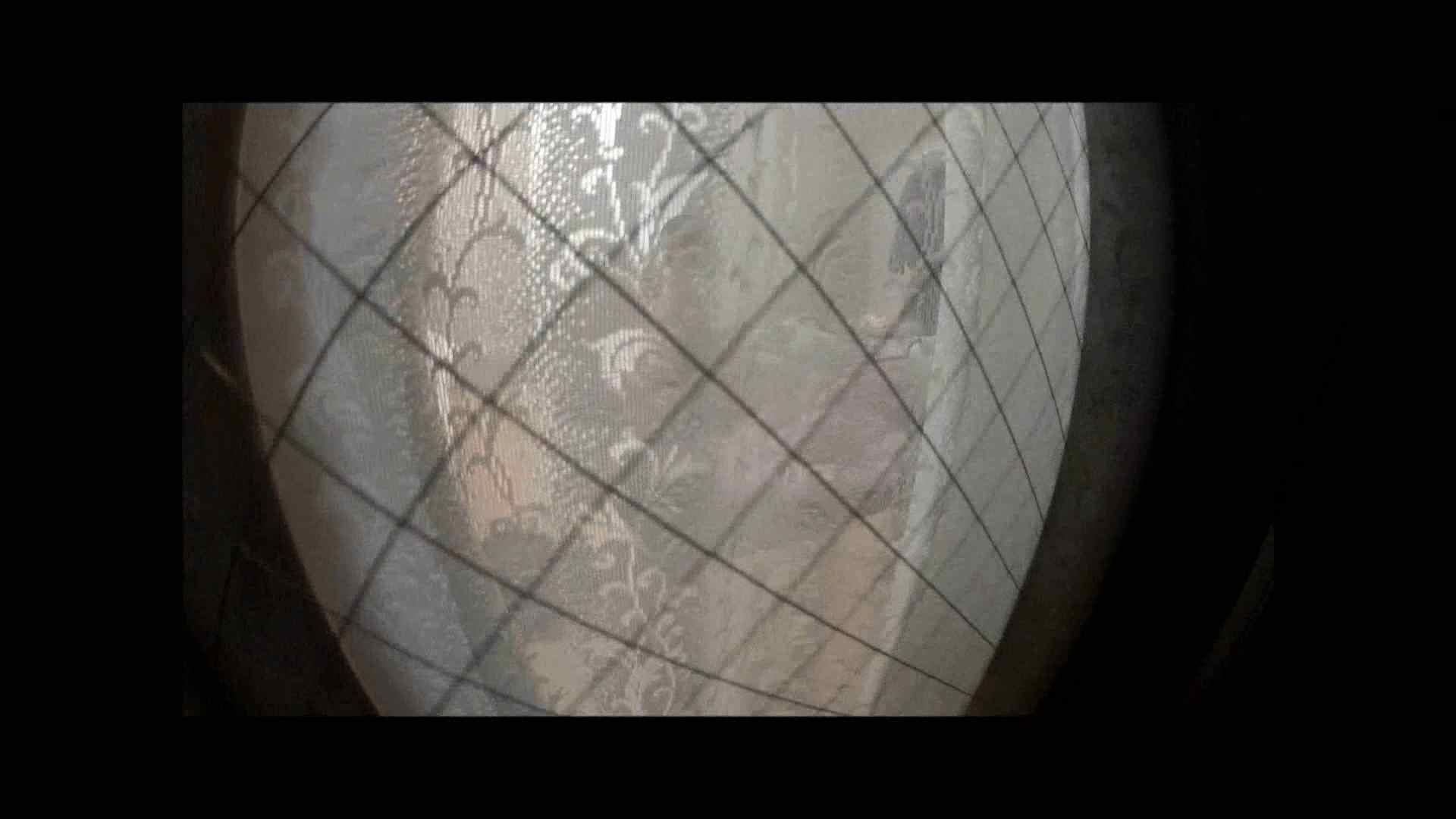 【04】別の日・・・魚眼レンズで広角に撮れました。 家宅侵入  108pic 86