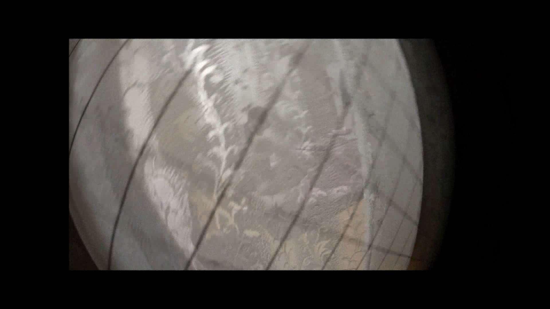 【04】別の日・・・魚眼レンズで広角に撮れました。 家宅侵入  108pic 96