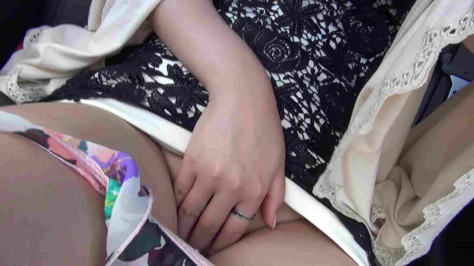 episode6 ドライブ中に・・・妻に強せいオナニー 淫乱 戯れ無修正画像 56pic 2