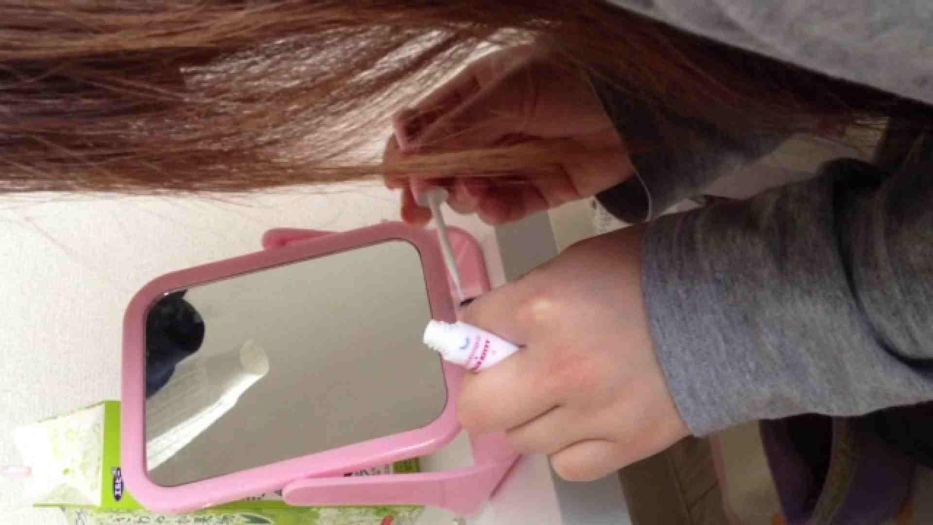 19(19日目)ハナウタでメイク中の彼女に悪戯 悪戯  86pic 46