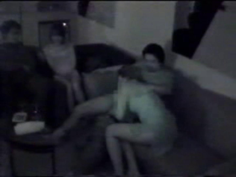 赤外線隠し撮り カップル喫茶 最後は妊婦を皆で堪能 エッチな妊婦  97pic 88