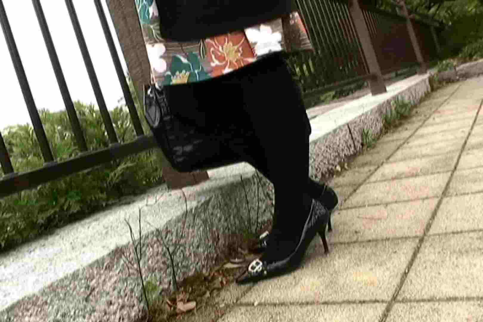 ハイビジョンパンチラ オッテQさんの追跡パンチラ階段編Vol.04 エッチなOL オマンコ動画キャプチャ 96pic 57