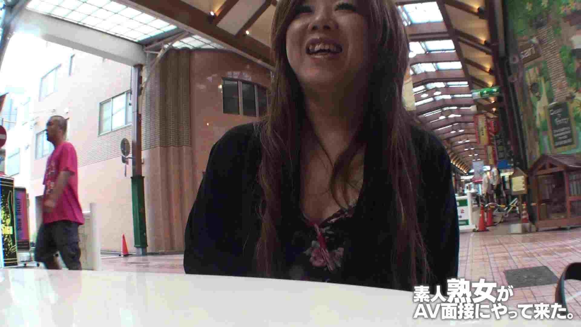 素人熟女がAV面接にやってきた (仮名)ゆかさんVOL.01 エッチな熟女 盗撮動画紹介 57pic 18