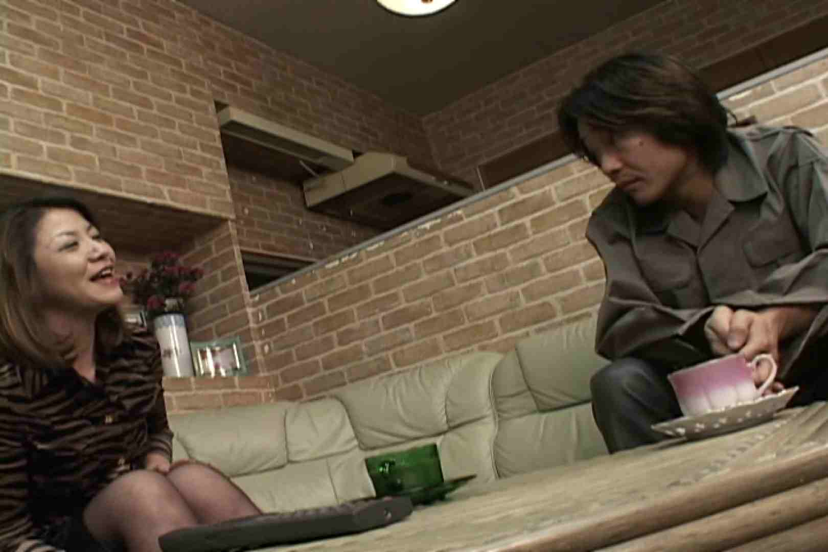 昼間の奥様は欲求不満 ~立花由美~ エッチな熟女  64pic 42