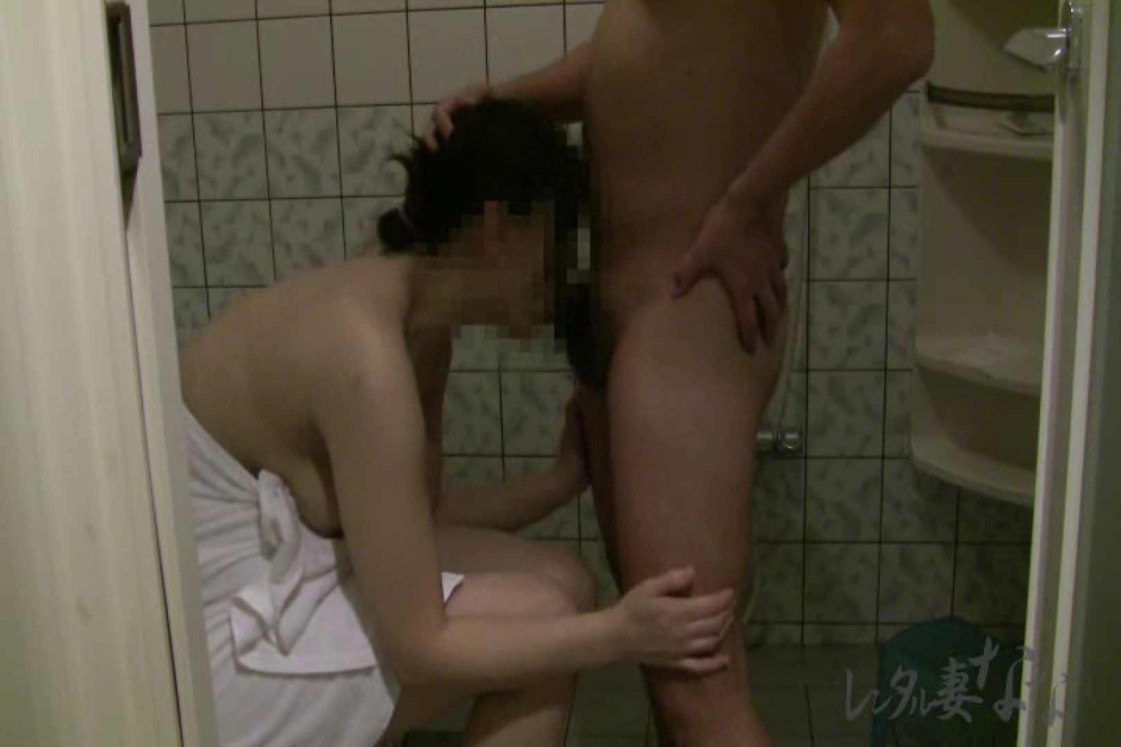 レンタル妻ななvol.5 お風呂で剃毛編 一般投稿 性交動画流出 113pic 95