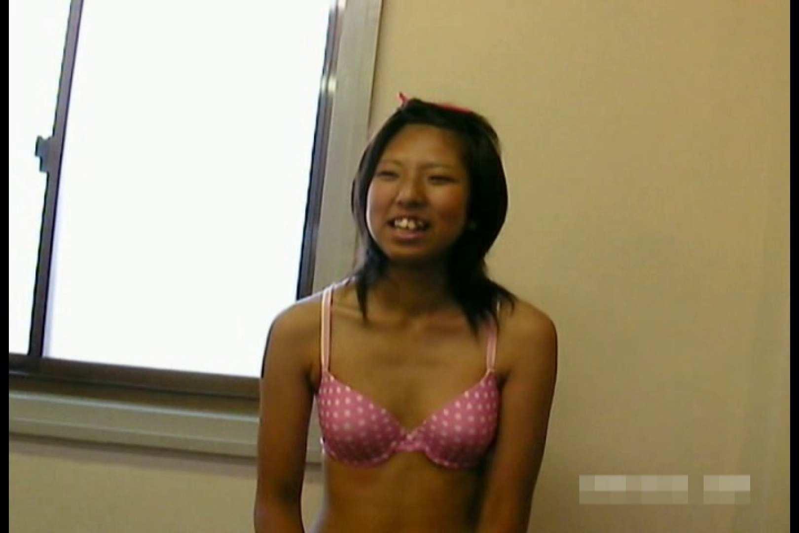 素人撮影 下着だけの撮影のはずが・・・エミちゃん18歳 オマンコ  65pic 18