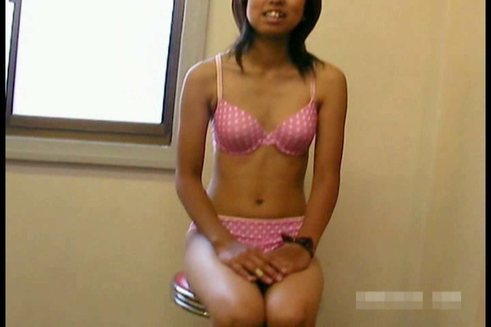 素人撮影 下着だけの撮影のはずが・・・エミちゃん18歳 オマンコ   マンコがいっぱい  65pic 19