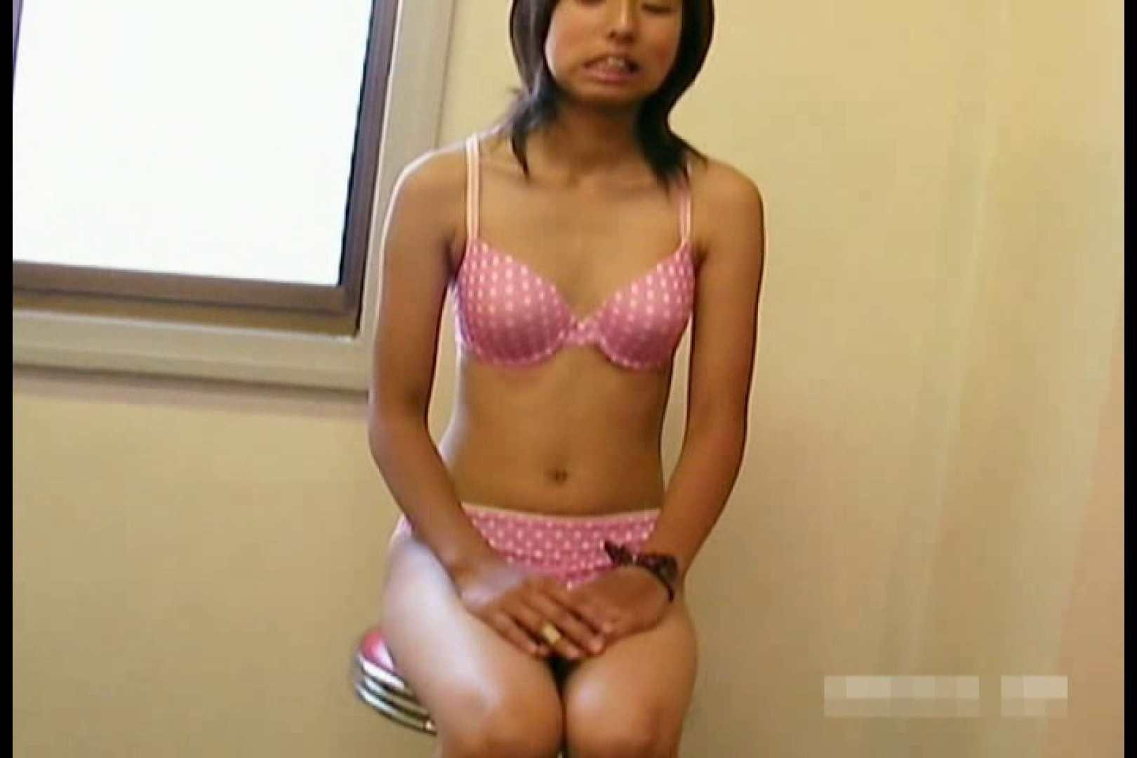 素人撮影 下着だけの撮影のはずが・・・エミちゃん18歳 素人のぞき エロ画像 65pic 20