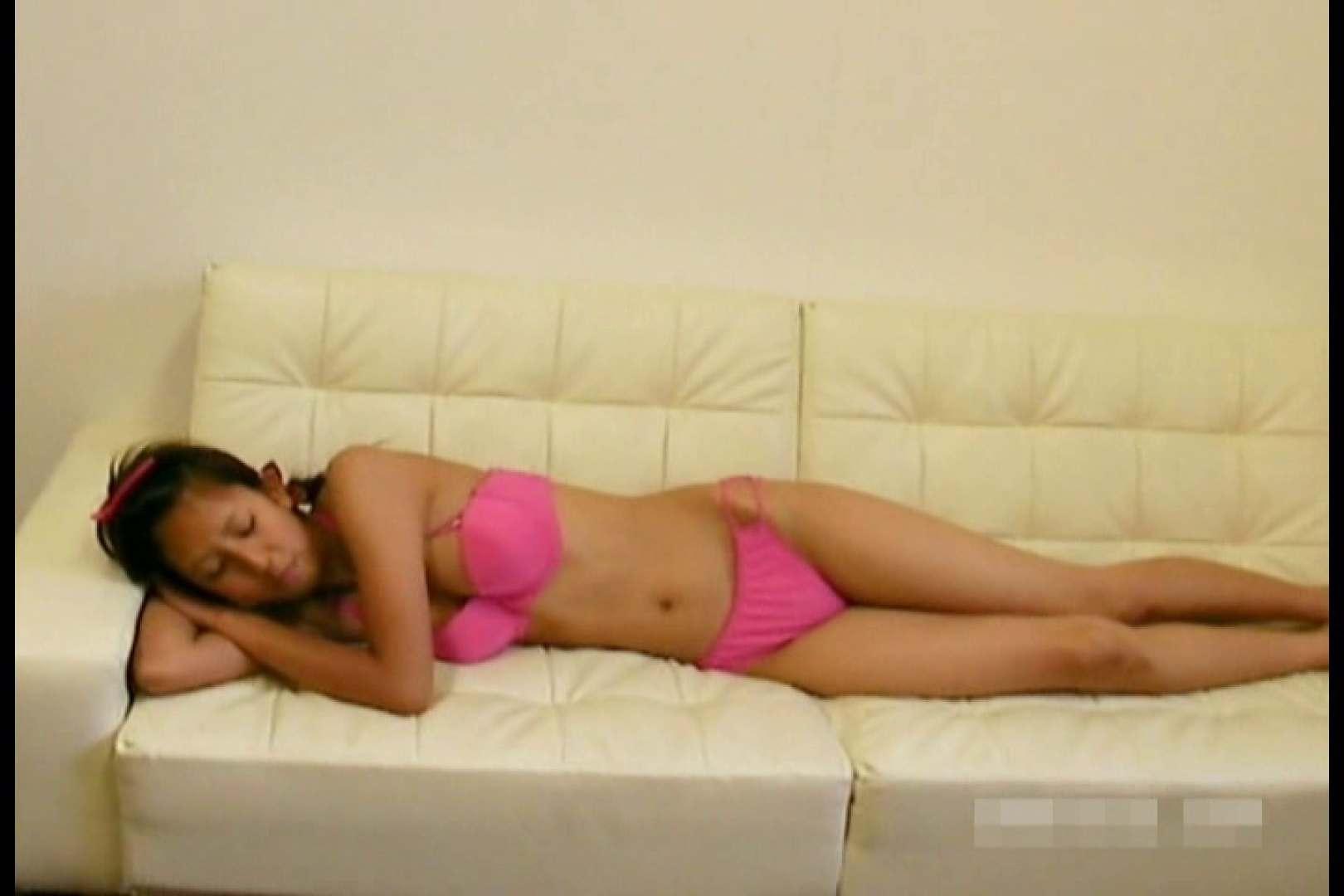 素人撮影 下着だけの撮影のはずが・・・エミちゃん18歳 水着特集 オマンコ無修正動画無料 65pic 35
