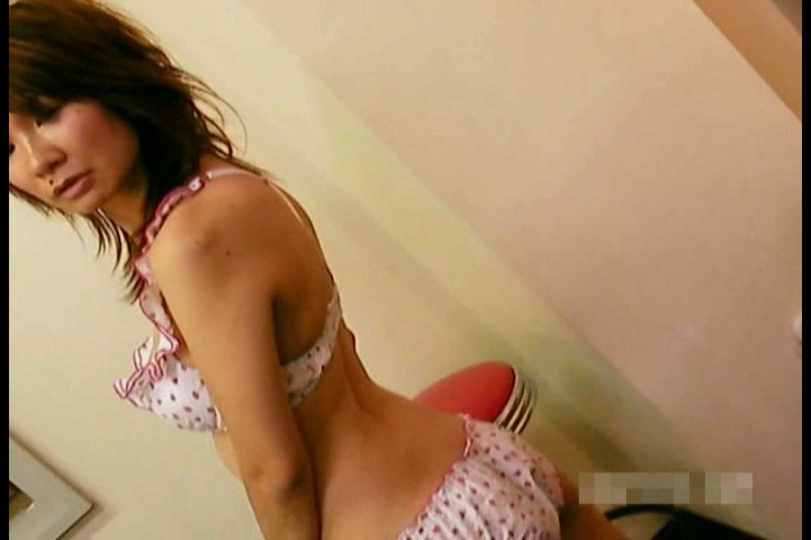 素人撮影 下着だけの撮影のはずが・・・まり25歳 細身なお姉さん おまんこ動画流出 62pic 34