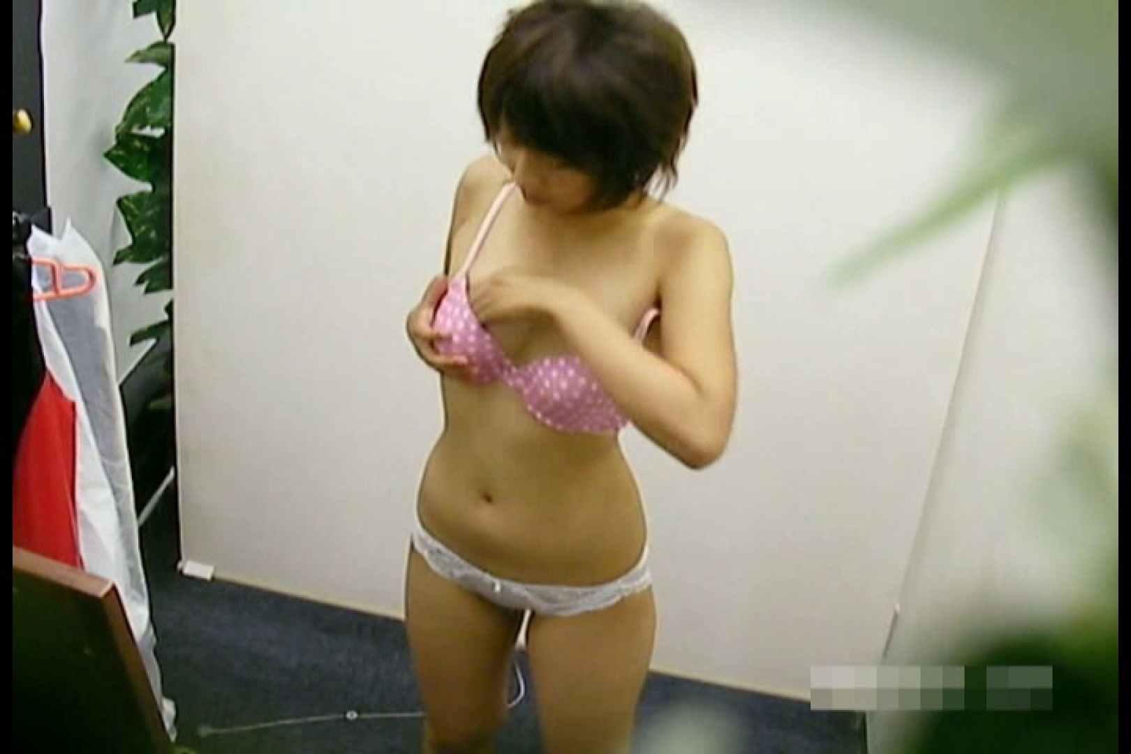 素人撮影 下着だけの撮影のはずが・・・エミちゃん18歳 丸見え のぞき動画キャプチャ 95pic 61