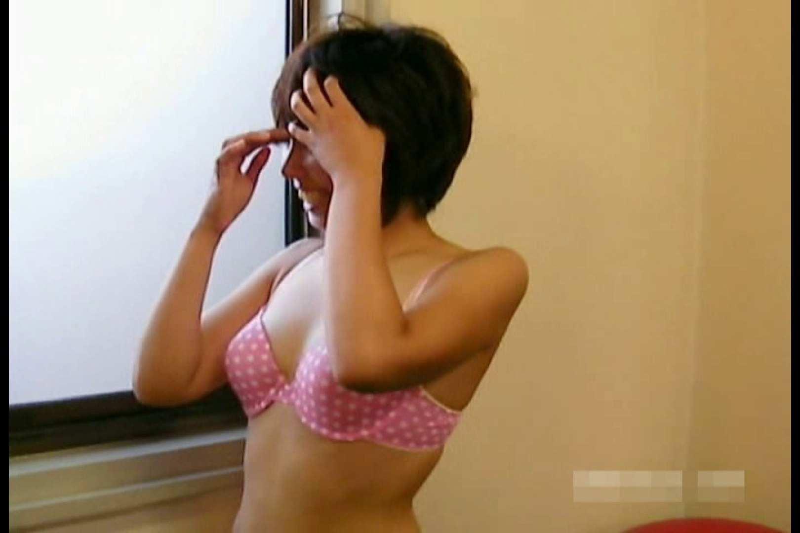 素人撮影 下着だけの撮影のはずが・・・エミちゃん18歳 水着特集 女性器鑑賞 95pic 80