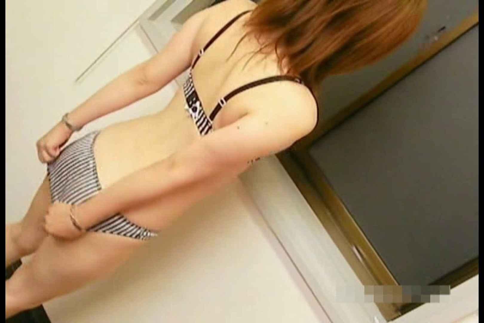 素人撮影 下着だけの撮影のはずが・・・愛22歳 盗撮 戯れ無修正画像 45pic 38