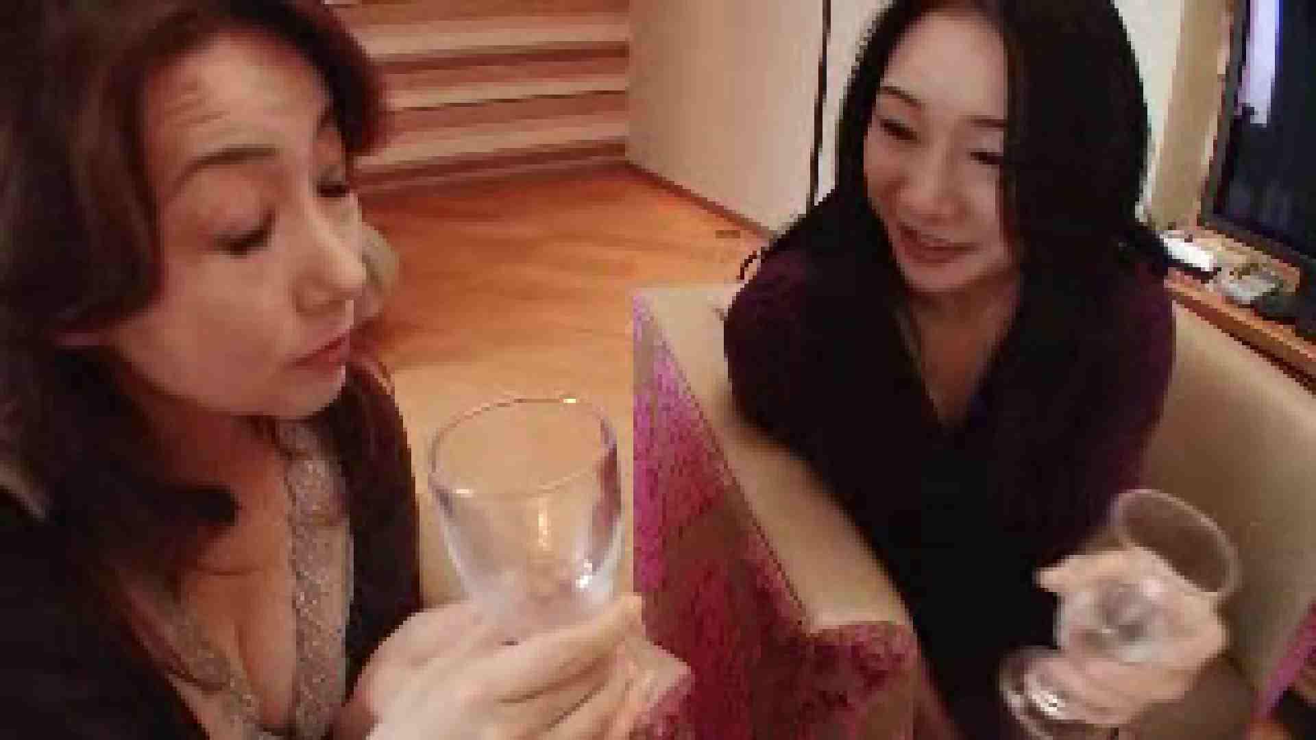 親友同士で競演 超美形のSEXパーティ Vol.01 SEX映像 | エッチな熟女  73pic 31